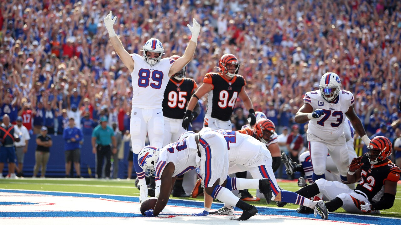 Frank Gore scores game-winning touchdown for Bills