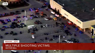 Large police presence at Mayfair Mall following 'emergency incident'