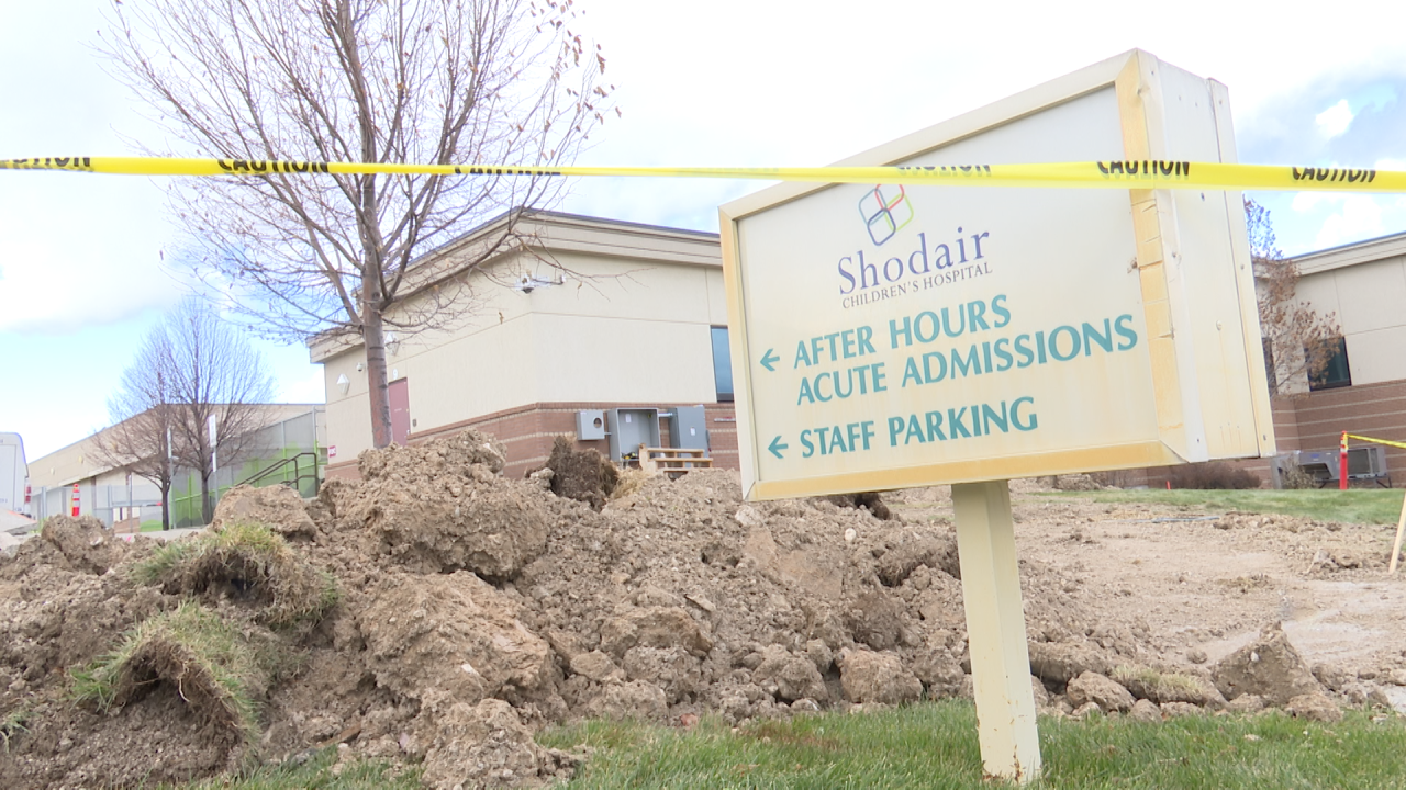 Shodair receives $52M bond to build new facility