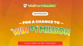 Watch out for scammers using Vaxamillion giveaway to get your personal info and bank information.