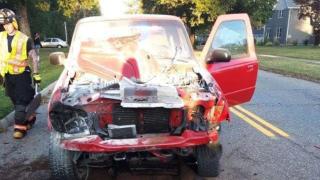 OVI Monroe Falls crash
