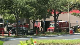 Gas line explosion injures two at Raymond James Stadium in Tampa