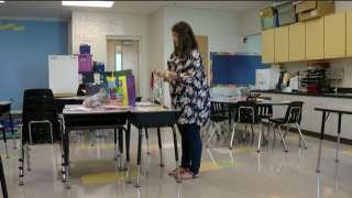 Teachers spending hundreds on supplies