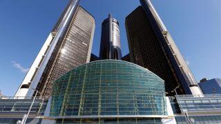 General Motors Holds Annual Shareholders Meeting In Detroit