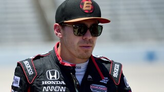 IndyCar driver Robert Wickens confirms he's paralyzed from waist down