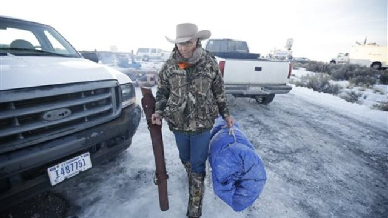 Official claims LaVoy reached for waistband
