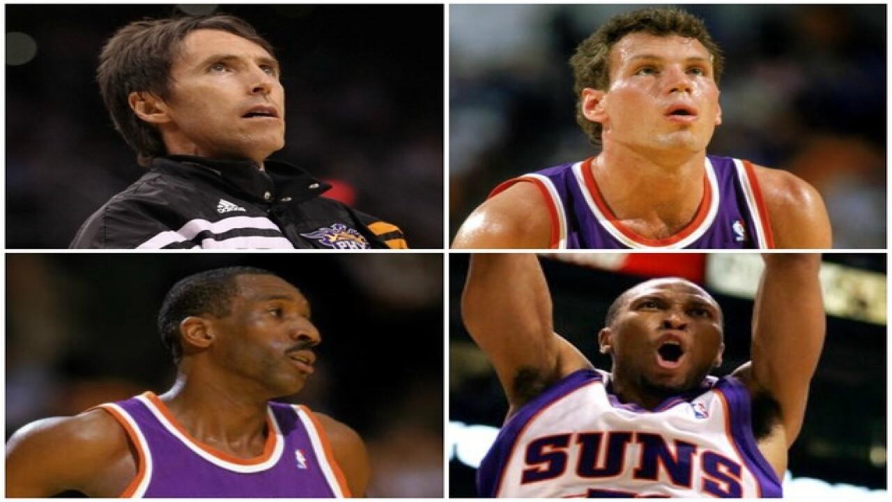 3a3e9b84467c The Phoenix Suns  10 best NBA Draft picks of all-time