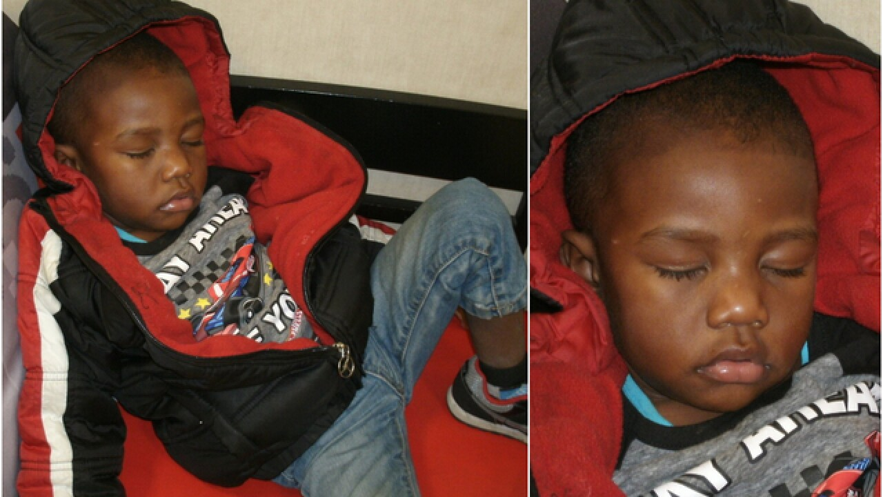 a3385f452e02 Authorities found mother of boy  abandoned  at Symmes Township JCPenney