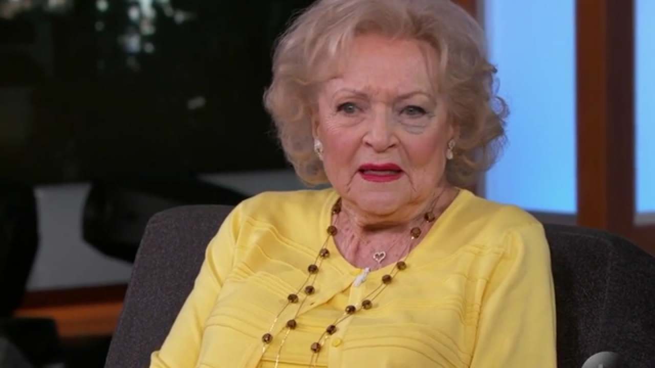 GoFundMe campaign promises to 'protect Betty White from 2016'