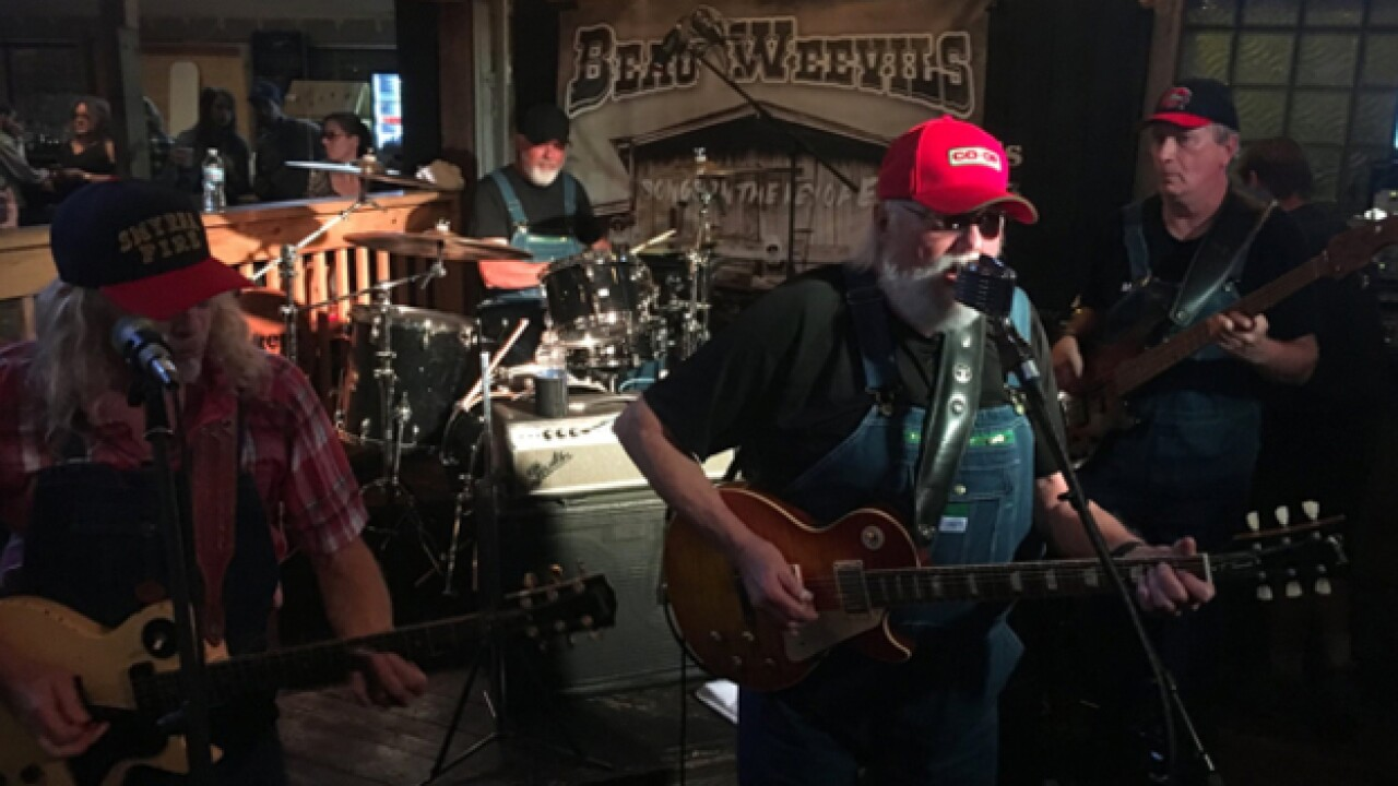 Charlie Daniels plays surprise show in Nashville to promote new album