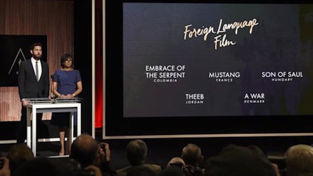 Film academy pres: 'We need to step this up'