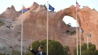 Voting Navajo Nation