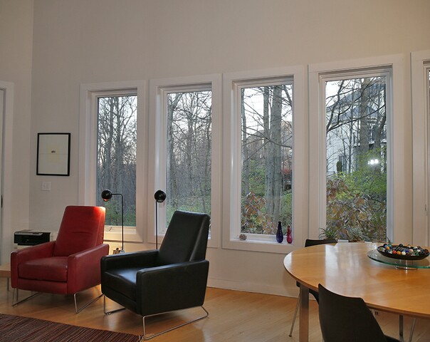 Home Tour: A Villa Hills 'Cabin in the Woods' with a view of the city