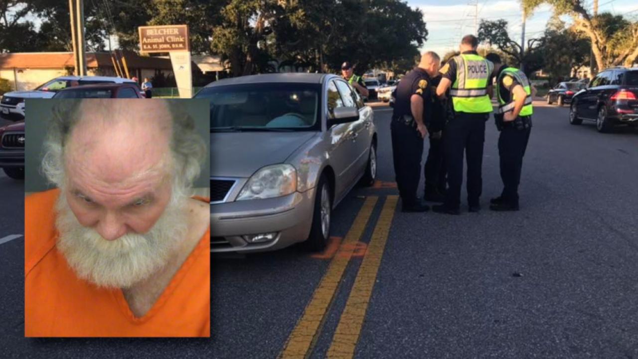 Crossing Guard struck Clearwater