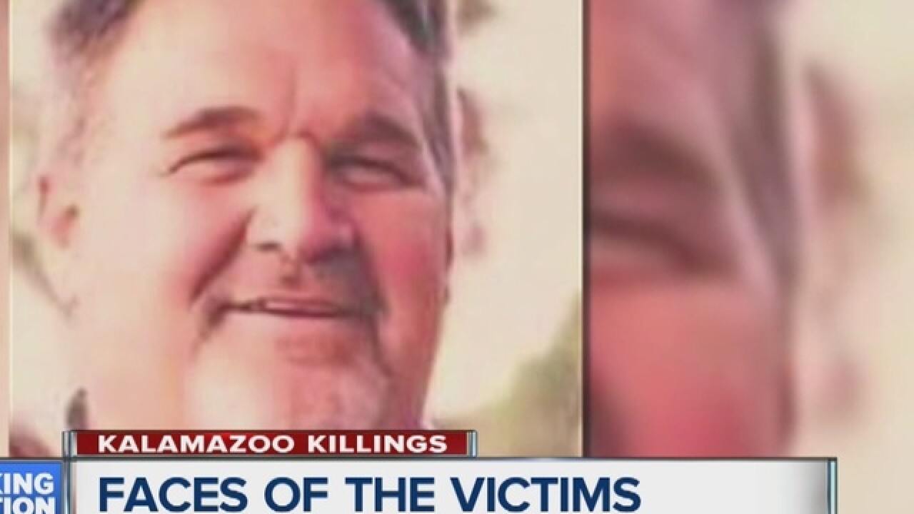 Some victims' name released in deadly rampage
