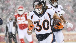 Bulked up Phillip Lindsay ready to make explosive plays