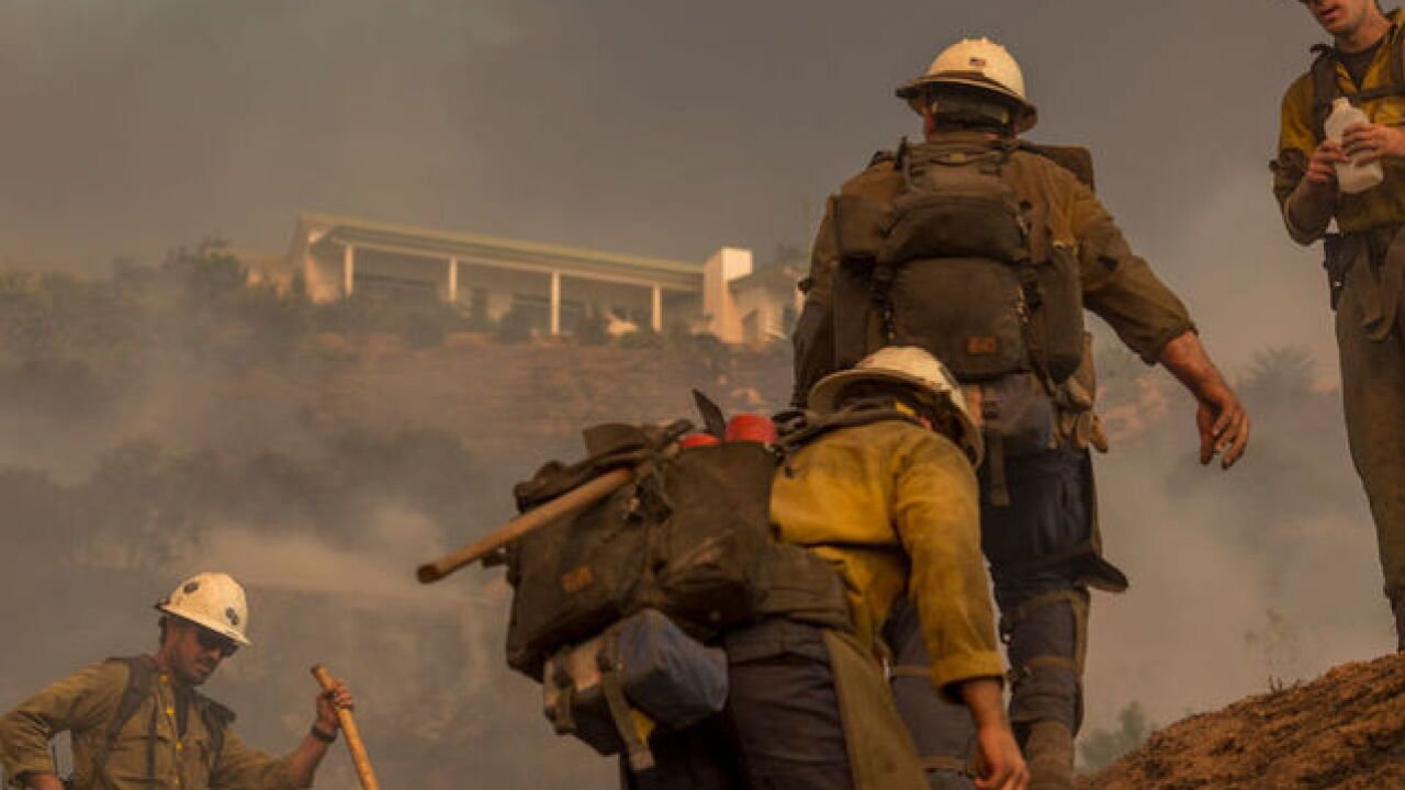 California wildfires by the numbers: $110M spent battling current blazes so far