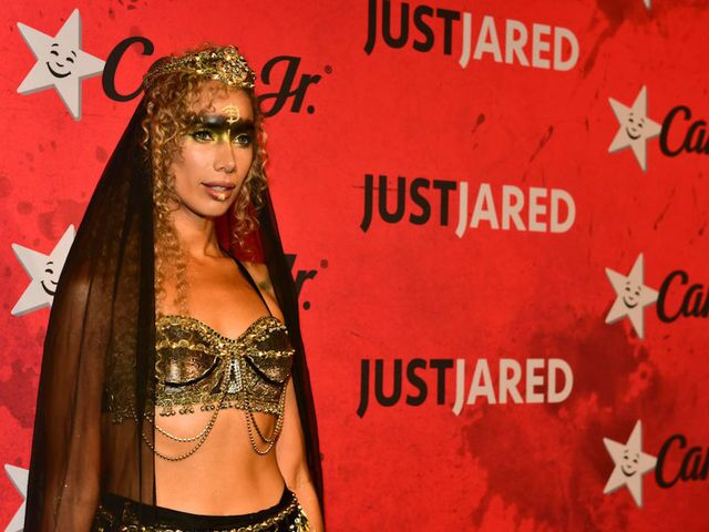 Photos: Celebrities in their Halloween 2018 costumes