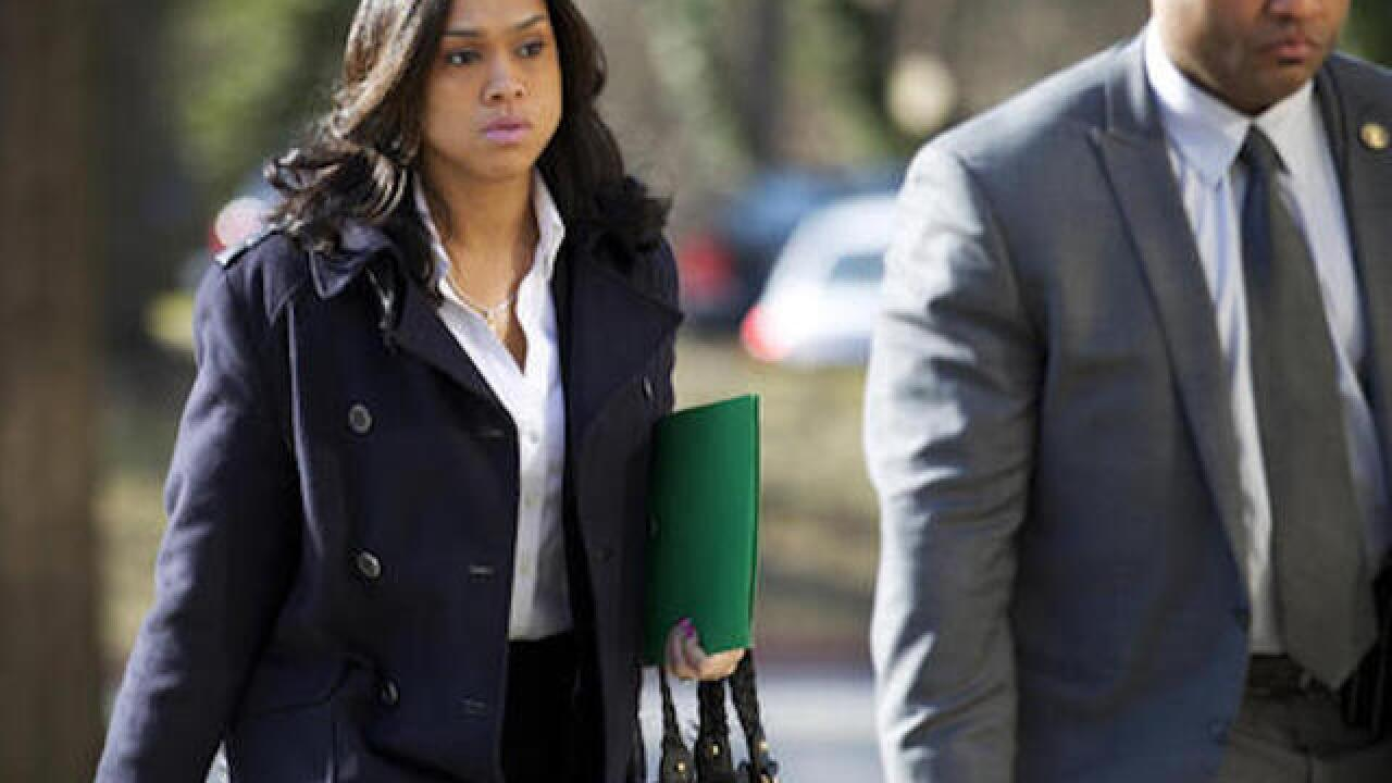 Baltimore prosecutor criticized after acquittal