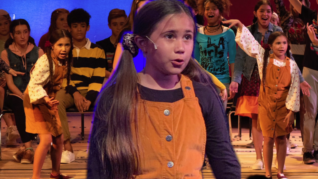 Brooklyn Martin Valley Youth Theatre