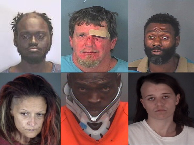 GALLERY: 100+ mug shots from Tampa Bay for the weekend of 8/6