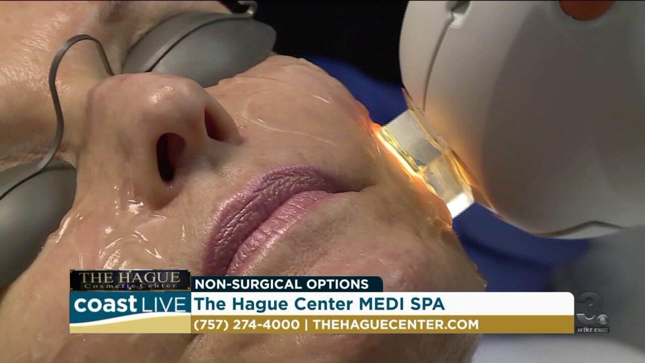 A new device that can remove marks of age and damage and improve the look of your skin on Coast Live