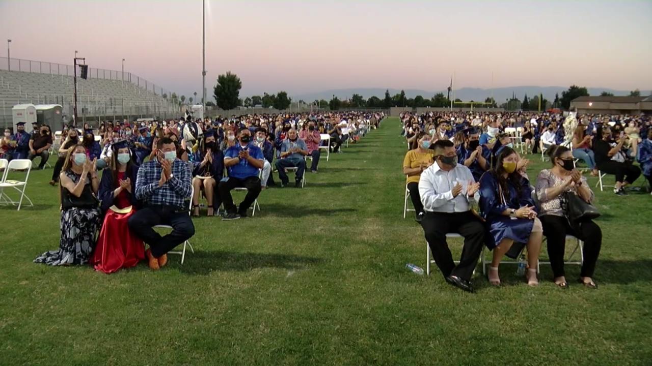 Golden Valley High School 2020 Graduation