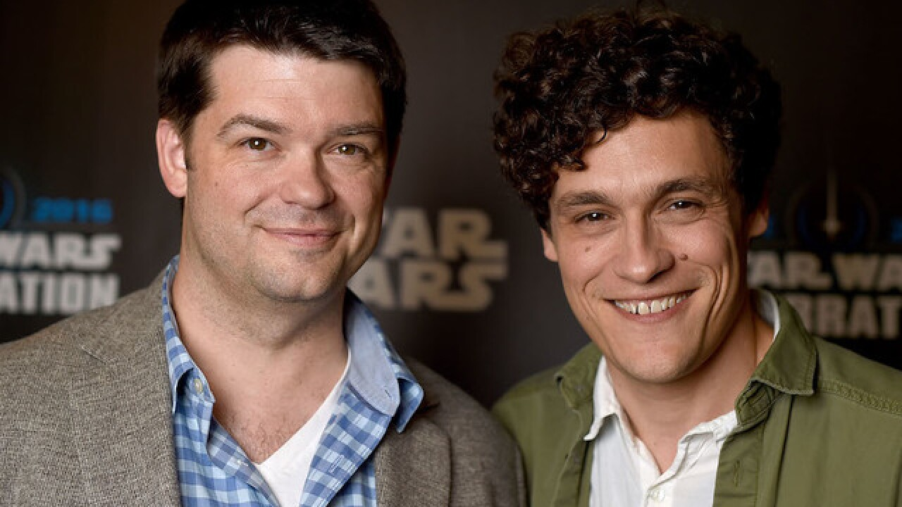 Directors of 'Star Wars' movie suddenly fired
