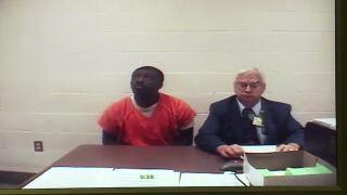 Frank Q. Jackson arraignment