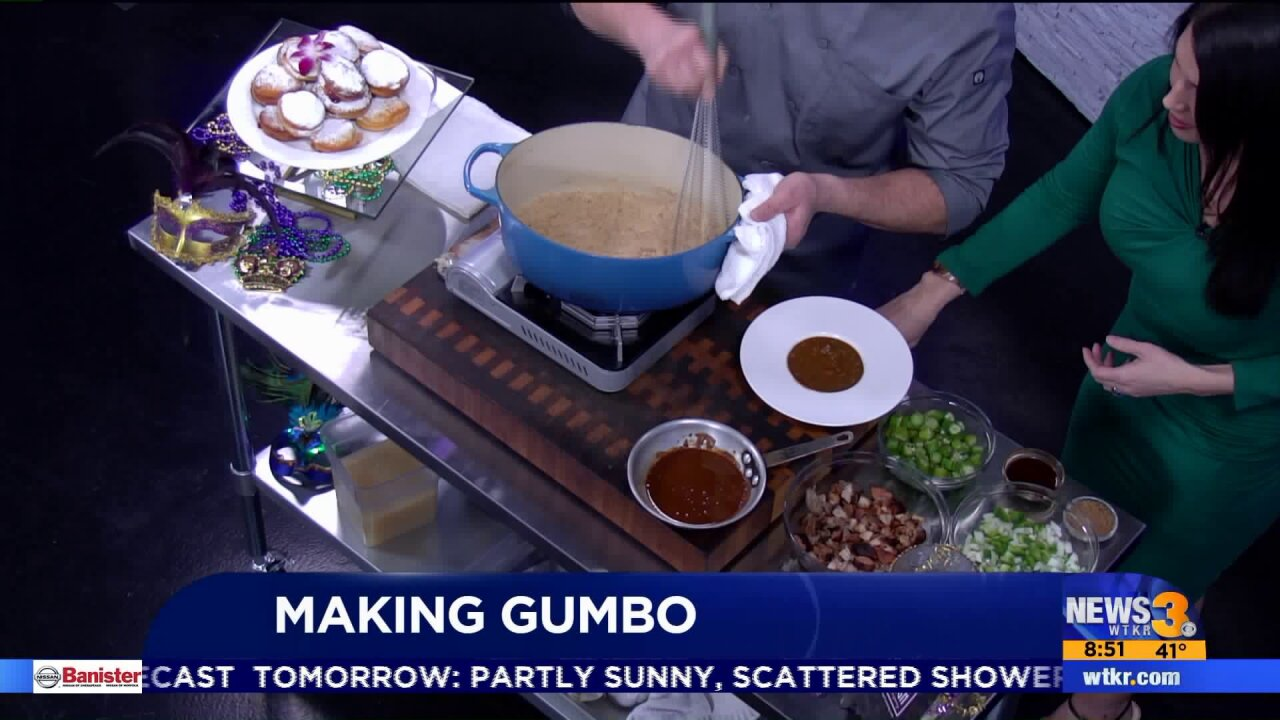 Celebrate Fat Tuesday with Chef John's DeliciousGumbo!