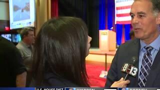 Danny Tarkanian talks to 13 Action News