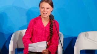 Angry Greta Thunberg to global leaders: I will 'never forgive' them for failing on climate change