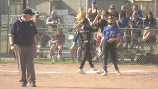 Belgrade Panthers softball uses fast start to defeat Gallatin Raptors