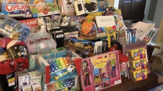 Christians toy drive