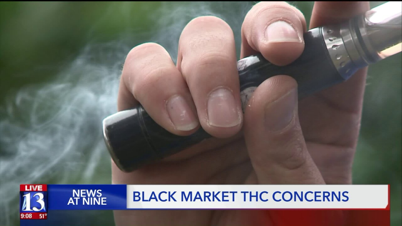 Medical cannabis supporters voice concern over black market THCproducts
