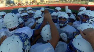 Moody Trojans have a big game tonight at Cabaniss Field against Gregory-Portland