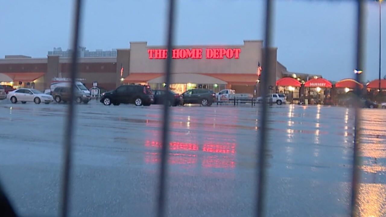 N.E. Ohio big box stores hit by scrap thieves