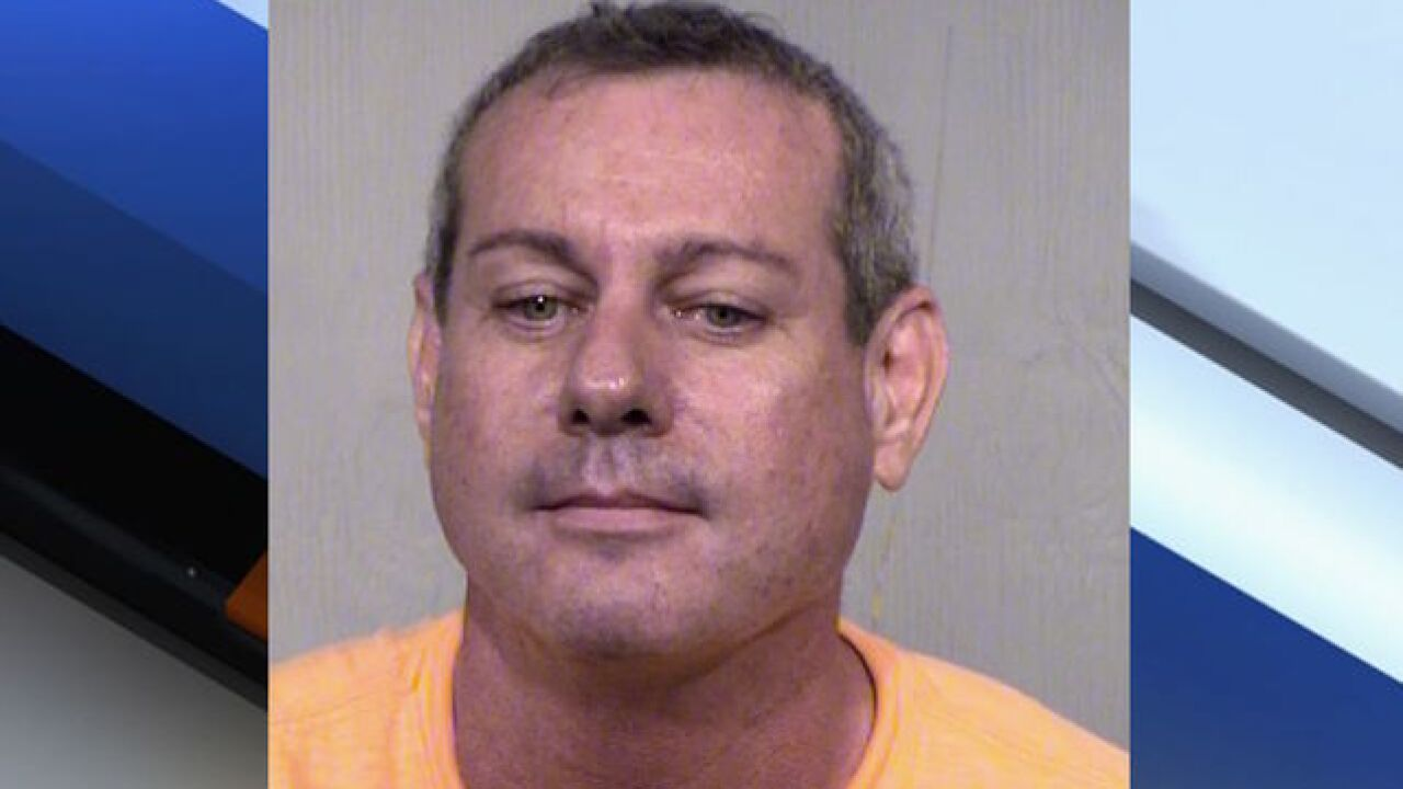 Mesa man arrested with numerous explosive devices according to Arizona DPS