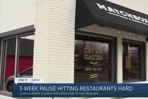 3-week-pause hits restaurants hard