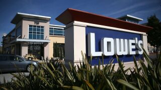 You can get holiday decor for up to 75% off at Lowe's right now
