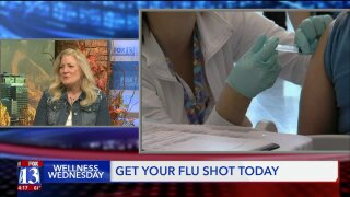 Wellness Wednesday: It's not too late to get your flu shot