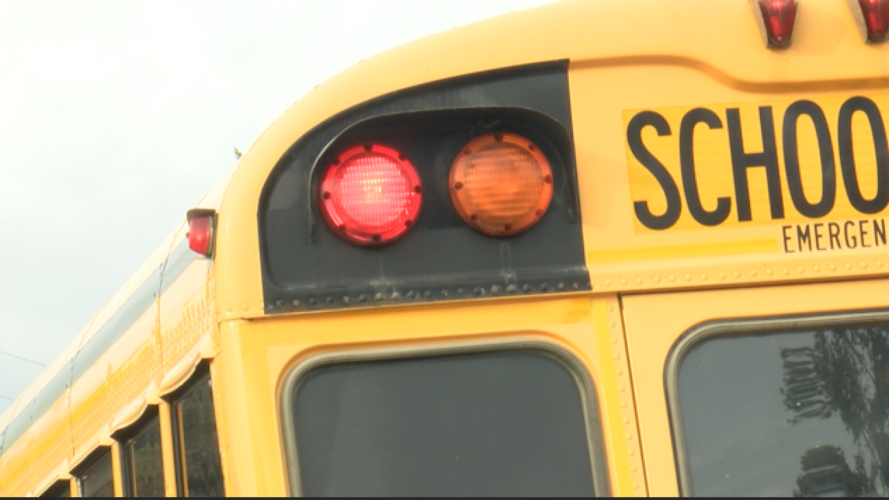 Flathead resident aims to improve school bus safety regulations