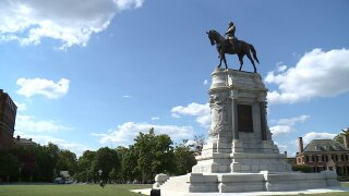 Group files request to hold rally at Robert E. Lee monument in Richmond