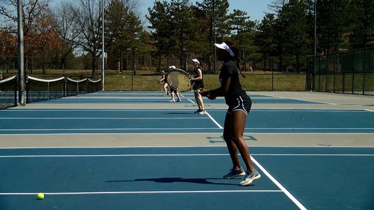 UB women's tennis wins MAC Tournament Championship, awaits NCAA opponent