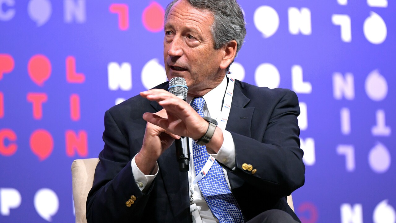 Mark Sanford suspends 2020 presidential campaign