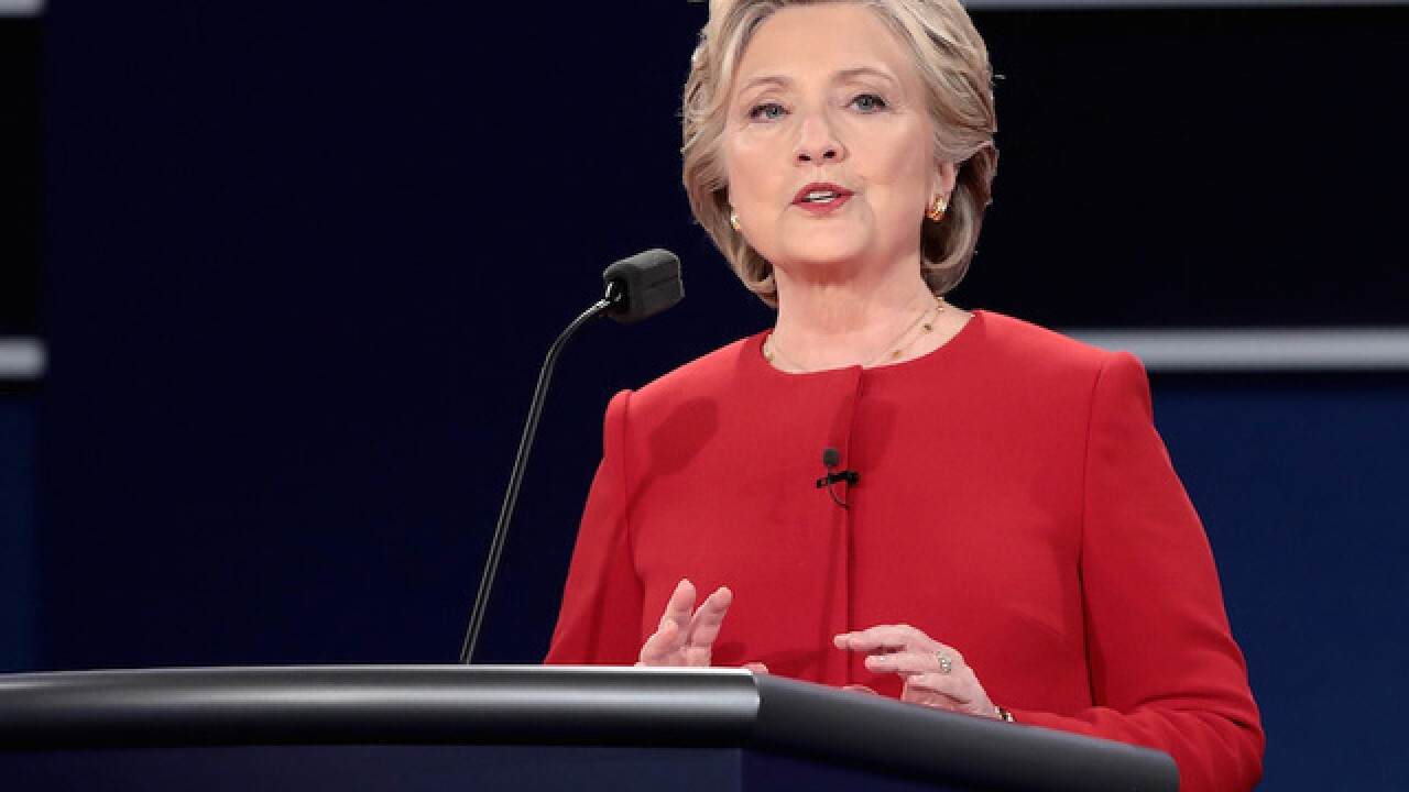 Hillary Clinton debate fact check: Presidential debate 1