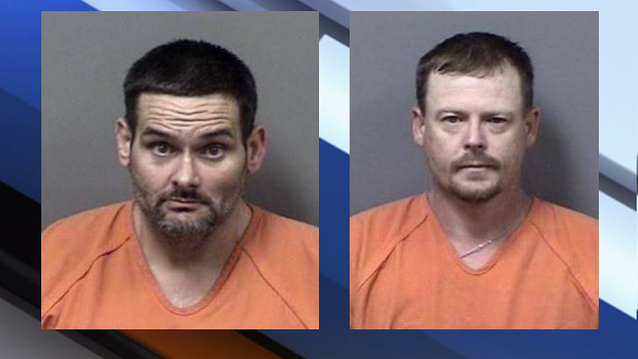 Drug house bust in Citrus County leads to two arrests