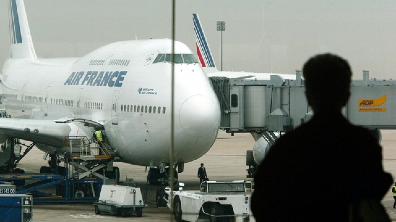Flight forced to land in Kenya over bomb scare