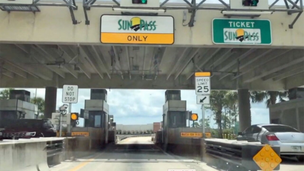 Florida Toll By Plate >> Gov Desantis Suspends Sunpass Fees Penalties Until June