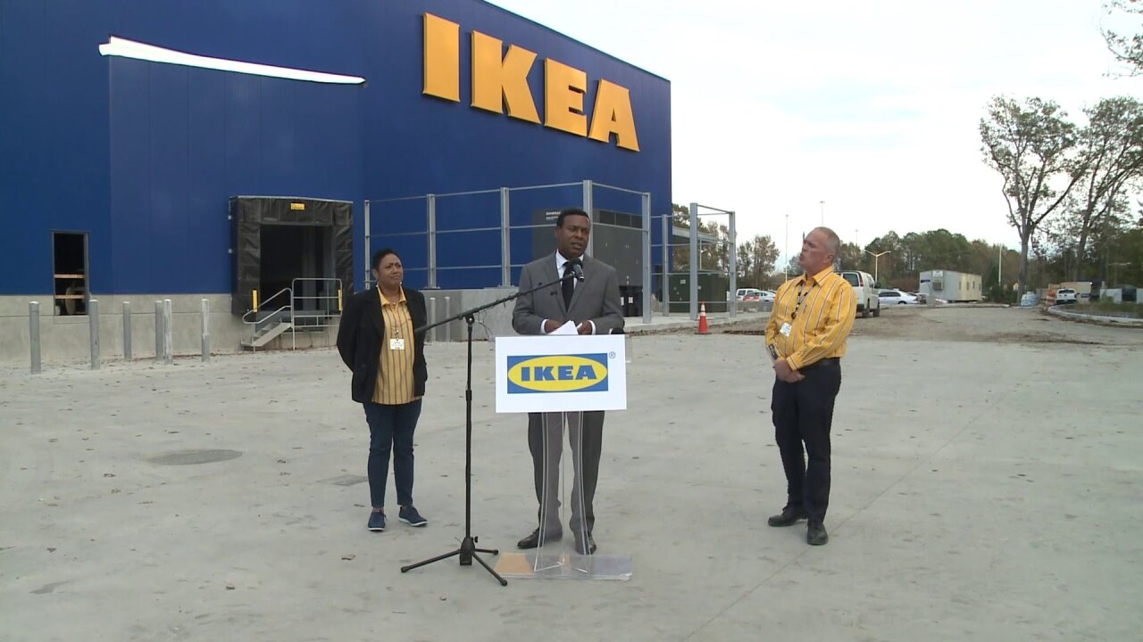 News 3 gets first look inside Norfolk'sIKEA